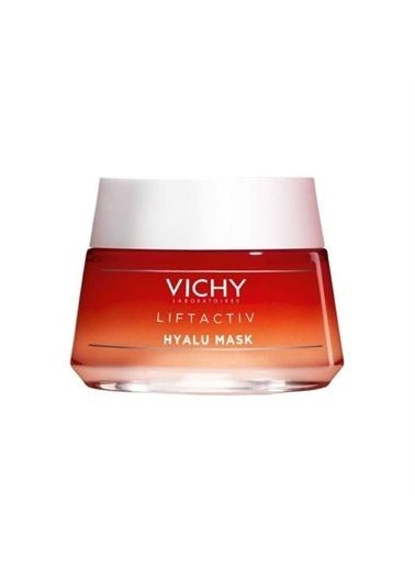 Vichy Vichy Liftactiv Hyalu Mask Hyalüronik Asit İçeren Cilt Bakim Maskesi 50 Ml Renksiz